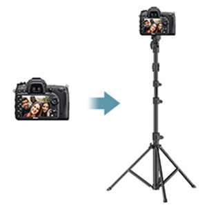 ring light tripod stand