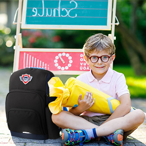safety school bacg for boys