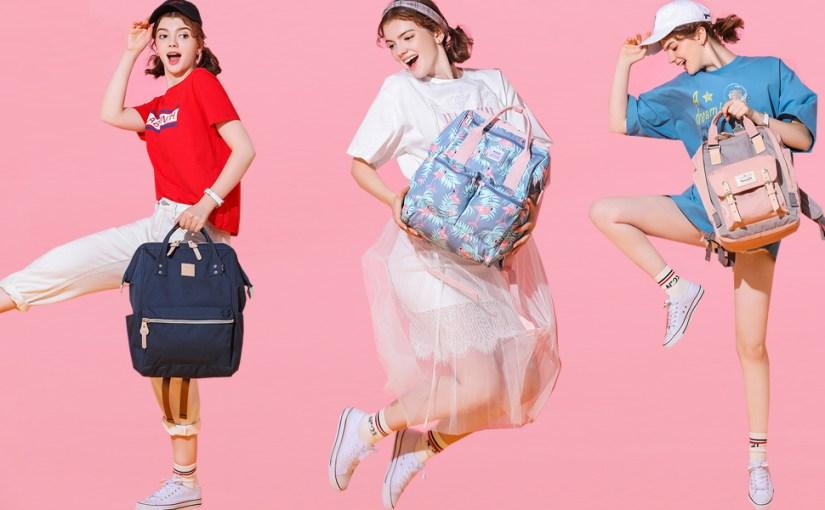 School Backpack for Women Men