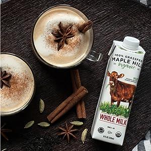 milk, smoothie, coffee, creamer, dairy