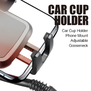 car cup phone holder mount