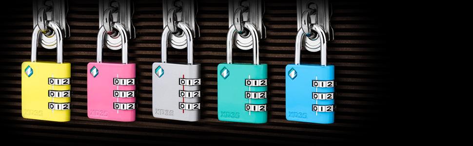 ZARKER XD35 şifreli kilit