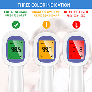 Fever Alarm Thermometer