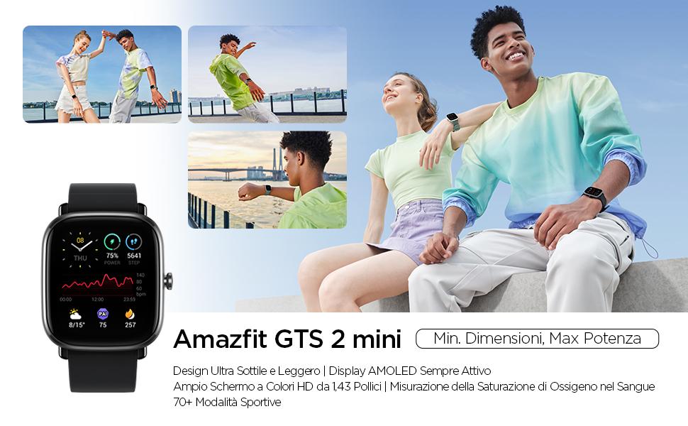 Amazfit GTS 2 Mini KV