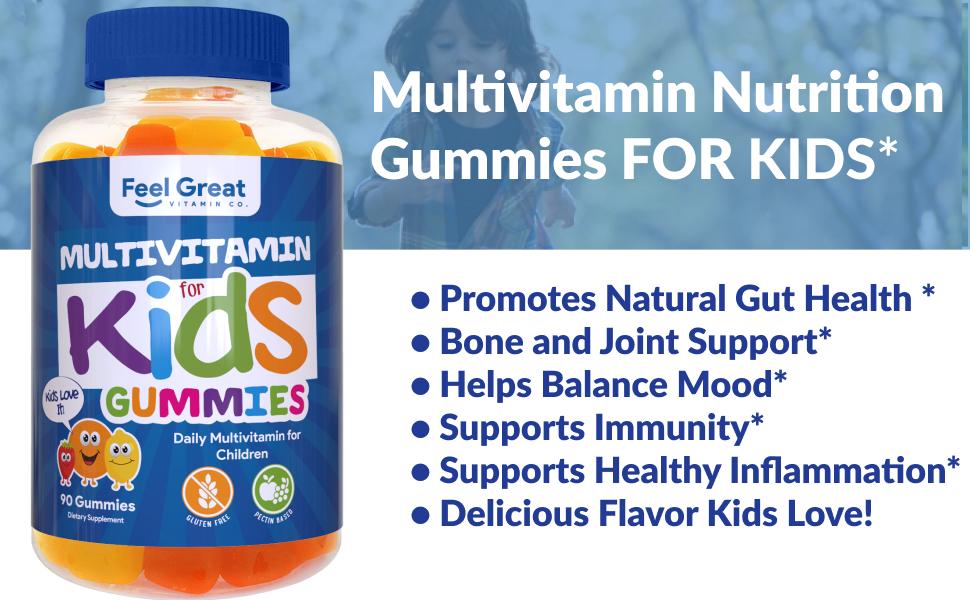 Kids Multi Gummies
