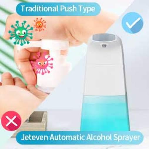 Desinfektionsspender Automatische
