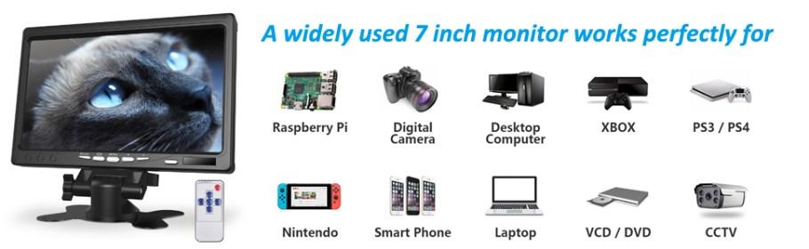 écran raspberry pi