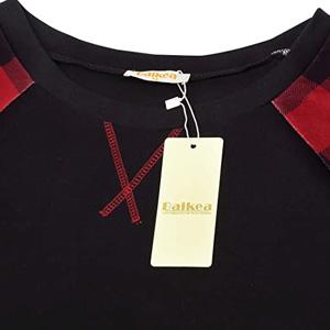 baikea plaid shirt