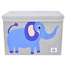 baby children boy nursery craft storage bin chest