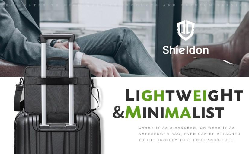 SHIELDON briefcase