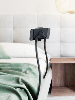 phone holder for bed