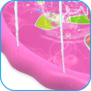 Tappetino gioco acqua