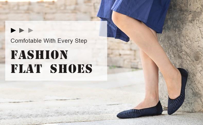 women flat shoes fashion
