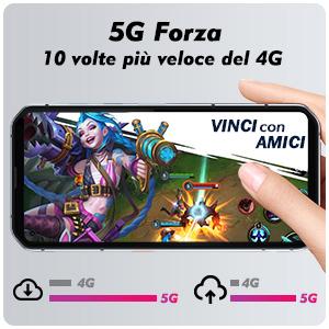 5G Rugged Smartphone