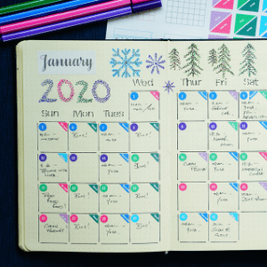 bullet journal supplies, stencils, layouts, diy, templates, monthly spread, tools