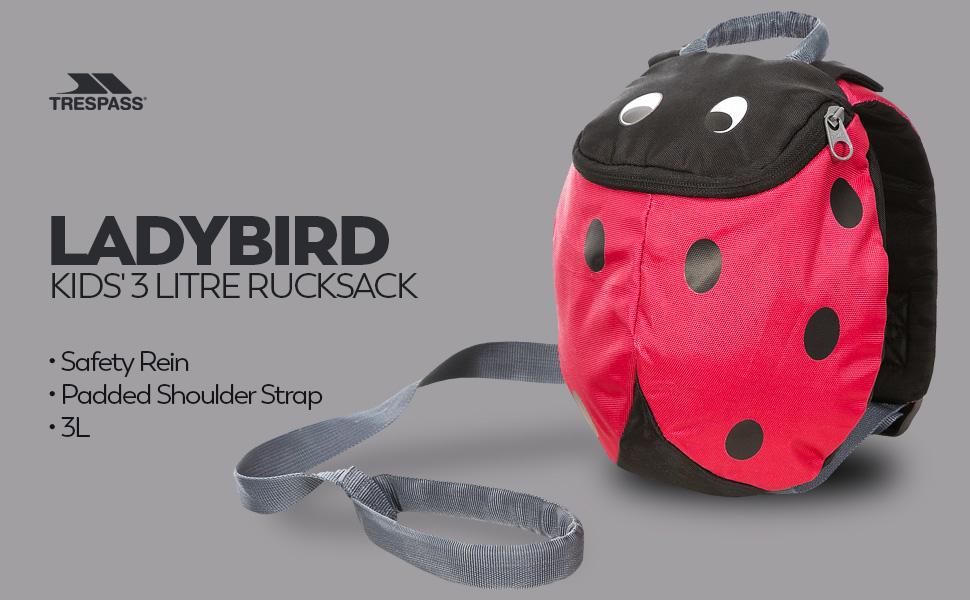 trespass ladybird