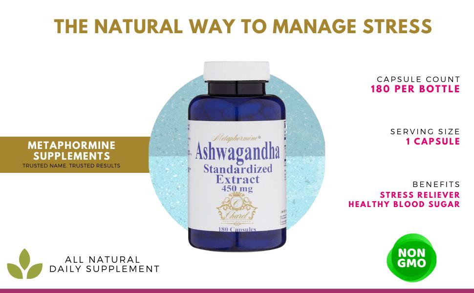 Ashwagandha benefits header image