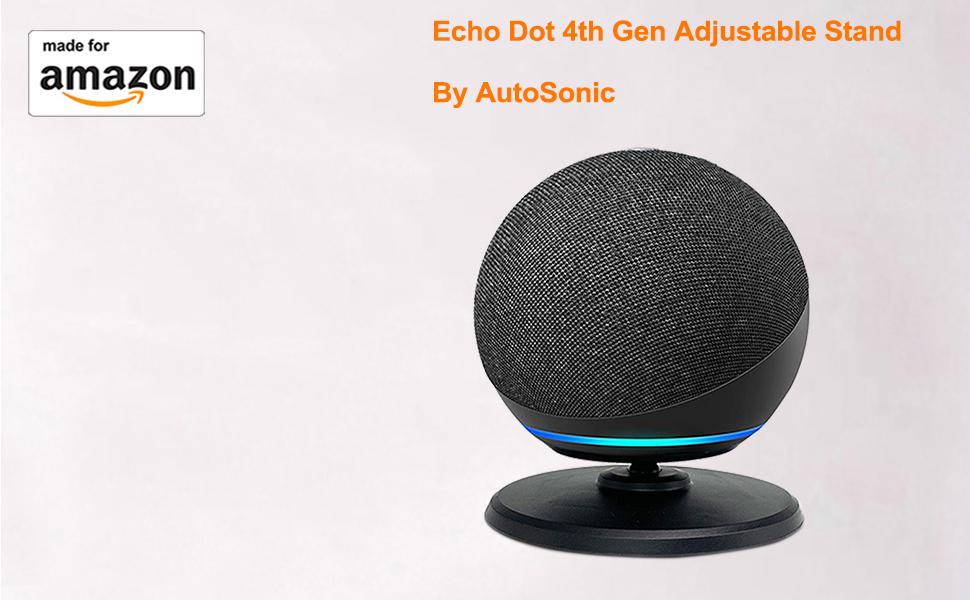 echo show 4th gen stand adjustable