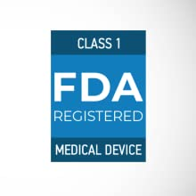 FDA Registered Class 1 Medical Device