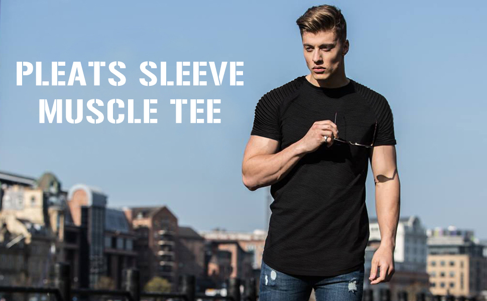 stylish muscle tee