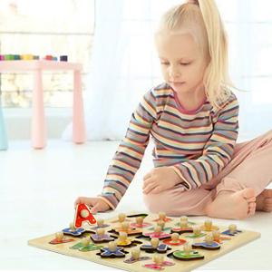 Puzzle Bambini Alfabeto