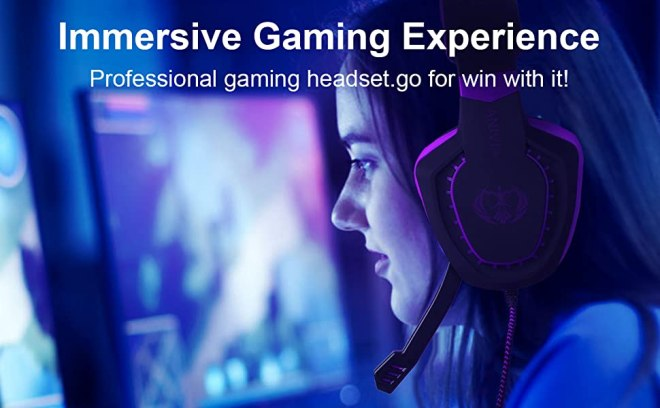 Immersive Gaming Experience