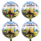 Minecraft Zoll Aluminiumballon