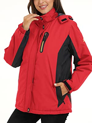 womens skiing jacket
