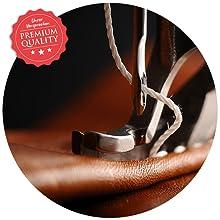 langlebige Qualität und Materialien