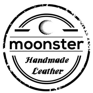 moonster handmade leather gifts