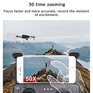 Drone Camera Zoom Zooming Camera lens