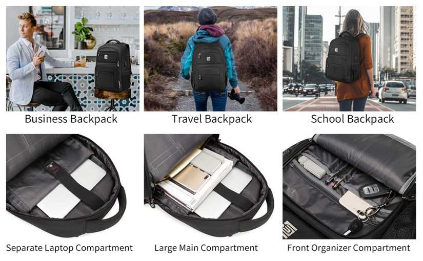 Perfect Backpack for All Types