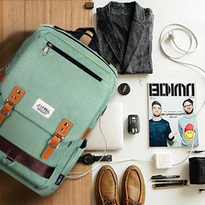 college school backpack