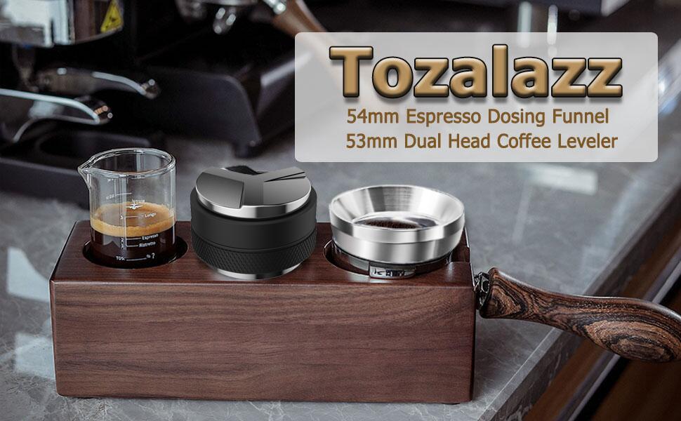 53mm Dual Head Coffee Leveler