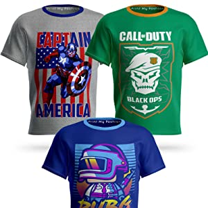 T-Shirts Combo Pack of 3