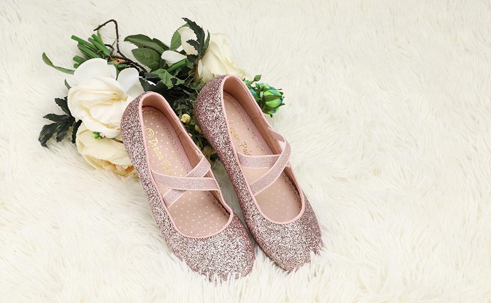 girls flat shoes