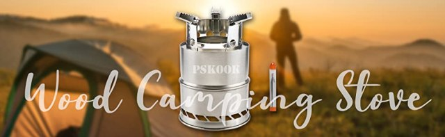 PSKOOK Camping Stove