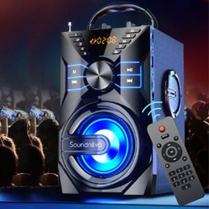 Gym speaker