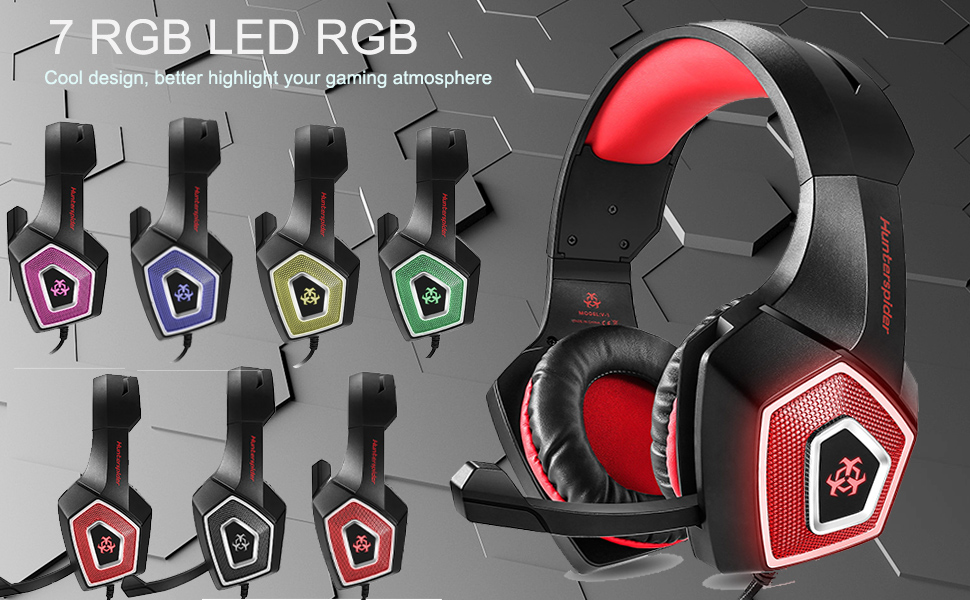 Gaming Headset for PS4,PC