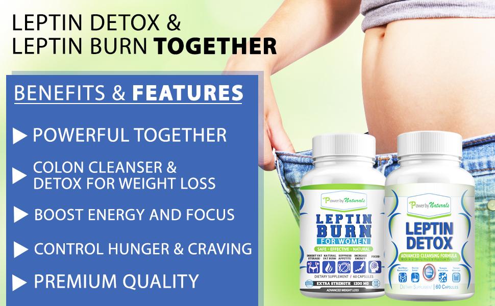 leptin supplements for women - leptitox weight loss pills for women