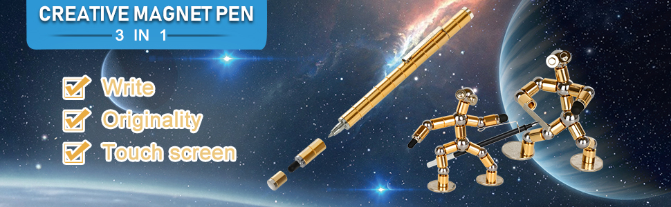 Magnetic pen