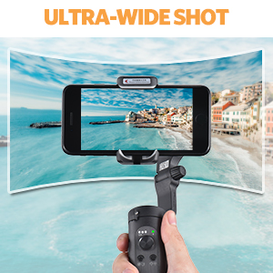 Gimbal stabilizer for smartphone 3-axis gimbal stabilizer Handheld Gimbal Stabilizer phone gimbal