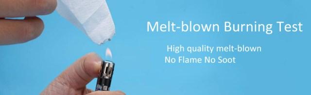 high quality melt blown
