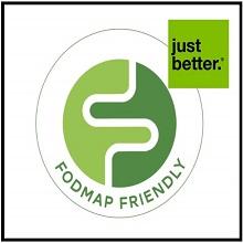 fodmap friendly safe fiber