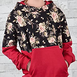 kapuze-nsweatshirt shirt-s kariert-es kindershirt-s loecher-n rollkragenpullover sweater sweatshirts