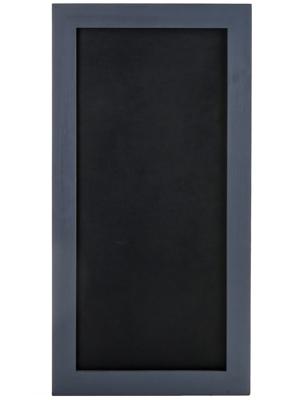 rustic grey gray wood frame chalkboard wall mounted sign message board signs menu boards blackboard