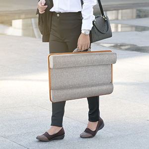 Lightweight Lap Table to Carry Anywhere