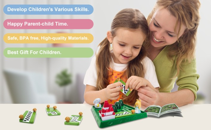 smart board game for kids