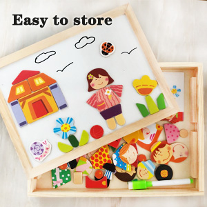 esay to store