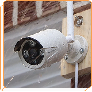 IP66 Weatherproof Cameras